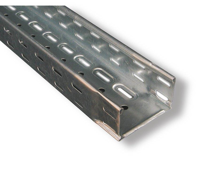 kabelbahn metallkanal kabeltrasse breite 300mm h he 60mm. Black Bedroom Furniture Sets. Home Design Ideas