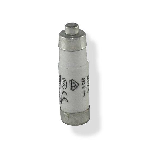 D02 Sicherungssockel 1 polig für Schmelzeinsätze D02 von 20 Ampere bis 63 A