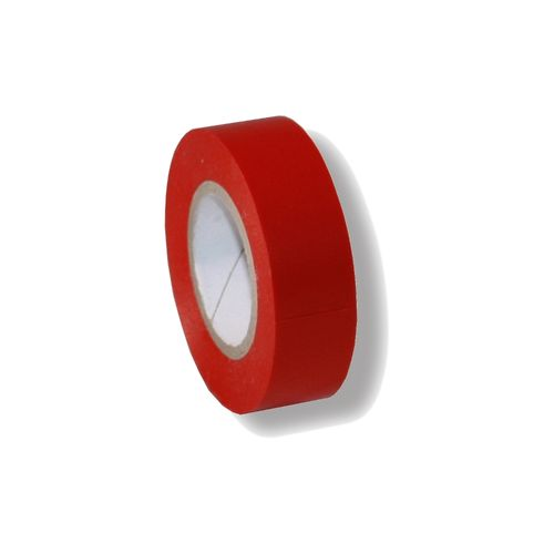 Isolierband rot Breite 15mm - 10 Meter