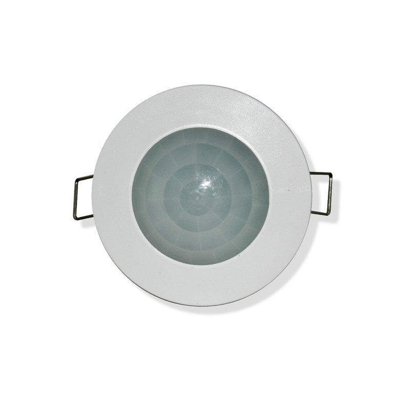 Bewegungsmelder Deckeneinbau - Erfassungswinkel 360° - LED