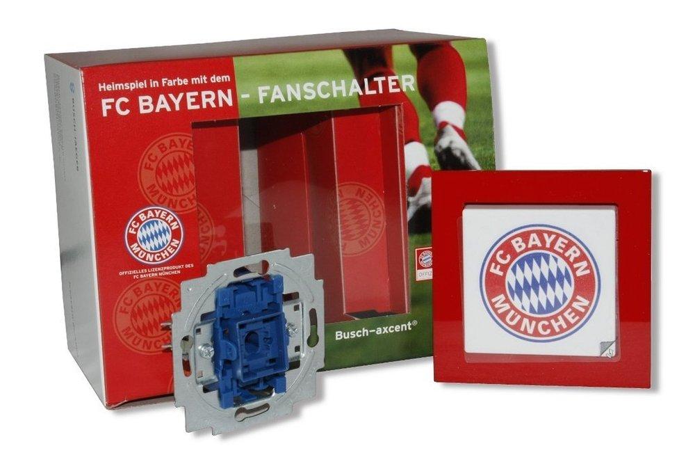 im Design von Bayern München - Busch Jaeger