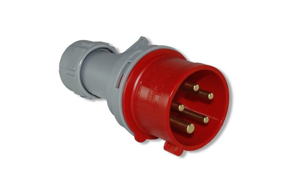 CEE Stecker Turbo-Twist 5polig bis 32 Ampere